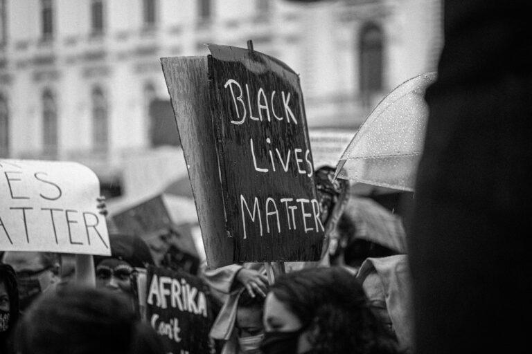 black lives matter tech